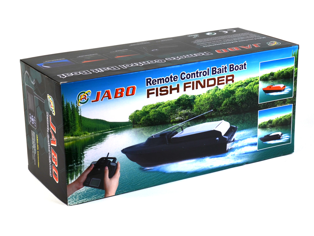 катер для рыбалки jabo 2al