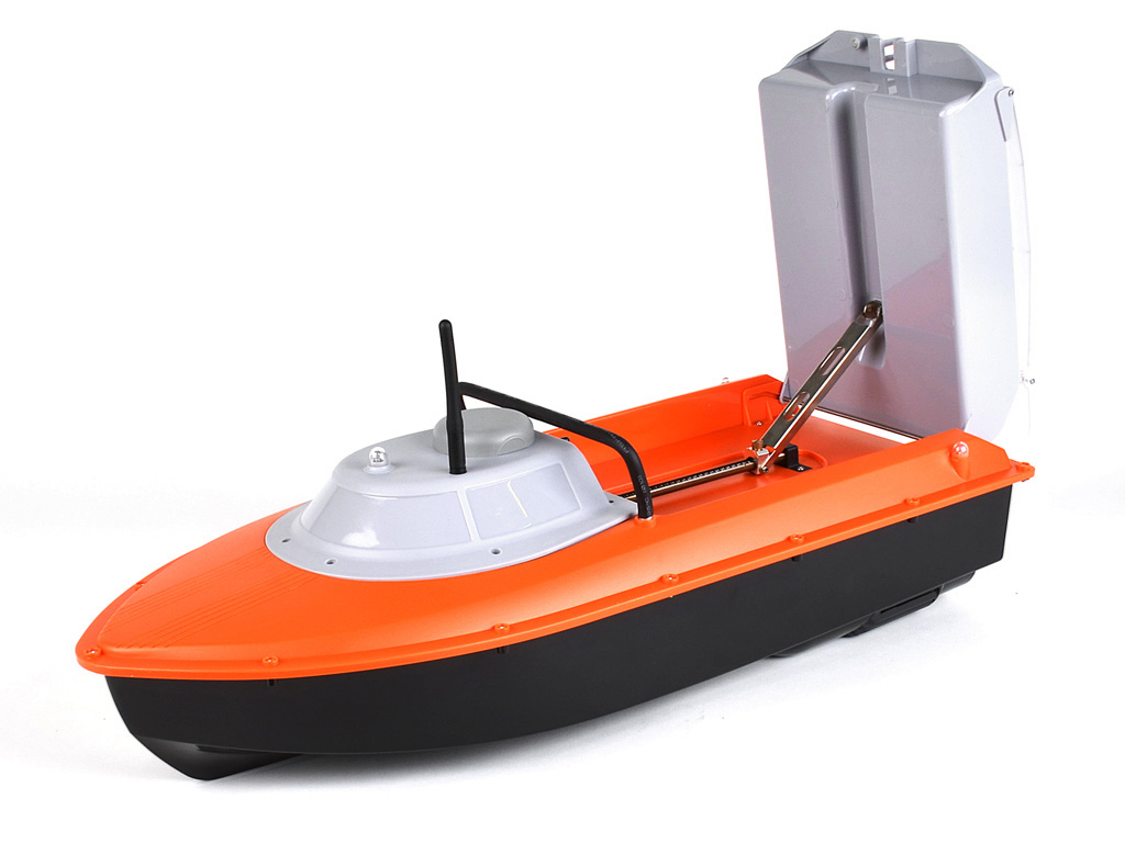 Кораблик для завоза прикормки — практические советы